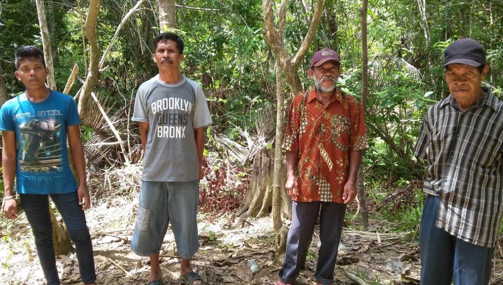 Warga Desa Tolok Pembangunan TPA Modern