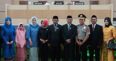 Dua PAW Resmi Dilantik Sebagai Anggota DPRD Kendari