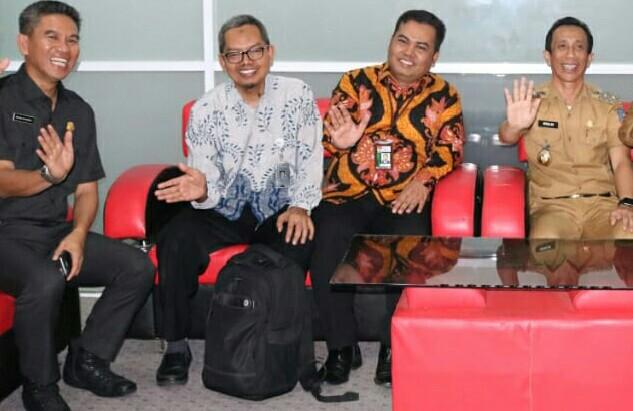 Monev KPK RI, Ini Janji Wabup dan Komitmen Ketua DPRD Konsel