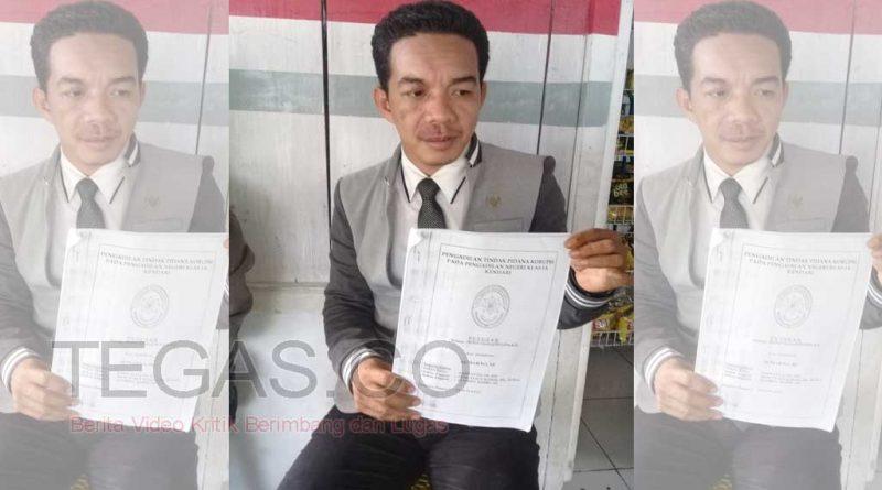 Kasus Korupsi Mantan Komisioner KPU Buton Terkuak