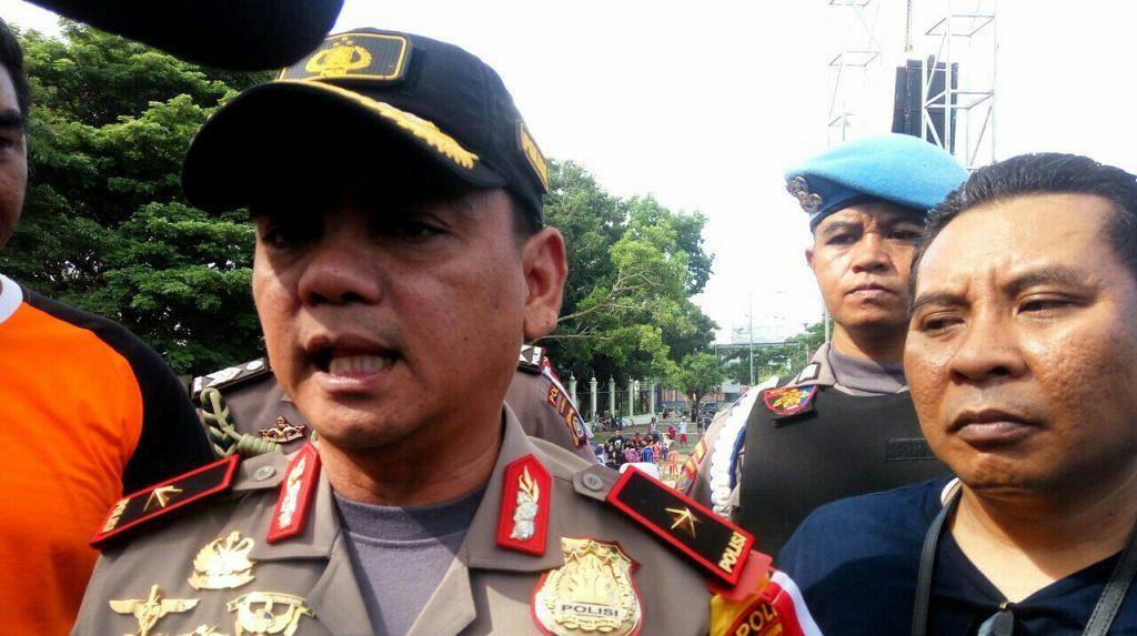 Kapolda: Tiga Paslon Gubernur Sultra Potensi Rawan