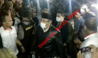 Video, KPK Bawa Penyidik Walikota Kendari ADP dan Ayahnya ke Jakarta