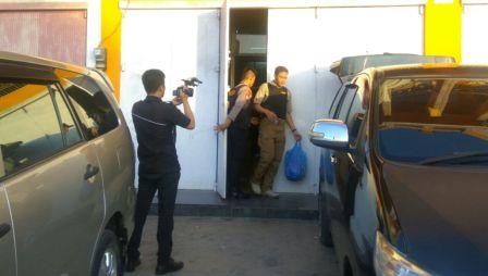 KPK Geledah Kantor PT Manunggal Kendari, Terkait Kasus Mantan Bupati Konkep