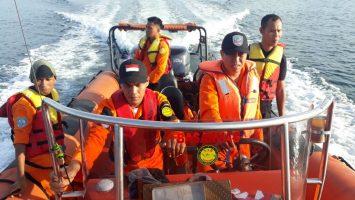 Perahu Bocor, Pemancing Asal Desa Nii Tanasa Ditemukan Selamat