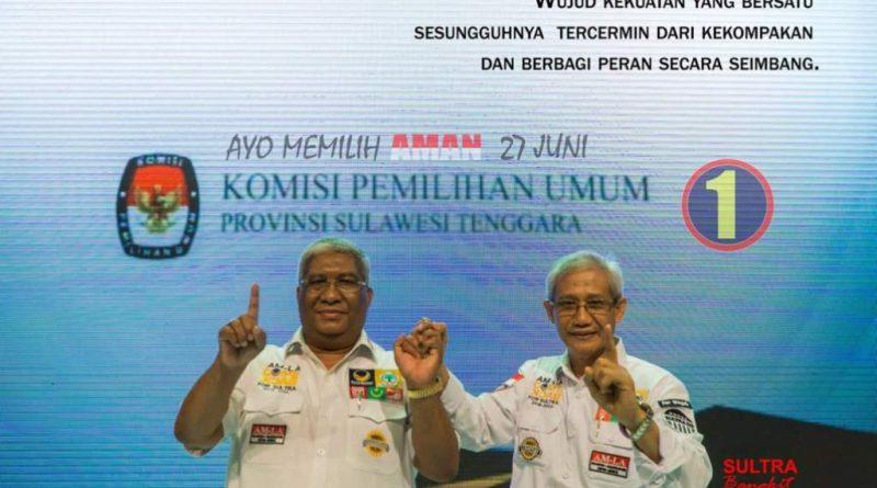 DPRD Sultra Segera Paripurnakan Hasil Pleno KPU Penetapan Ali Mazi Gubernur Terpilih