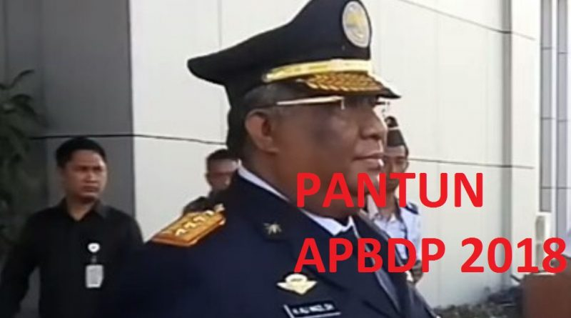 Video : Ini Pantun APBDP Ali Mazi di Paripurna