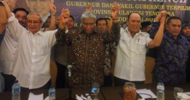 Ini Alasan PAN Enggan Gugat Hasil Pemilihan Gubernur Sultra