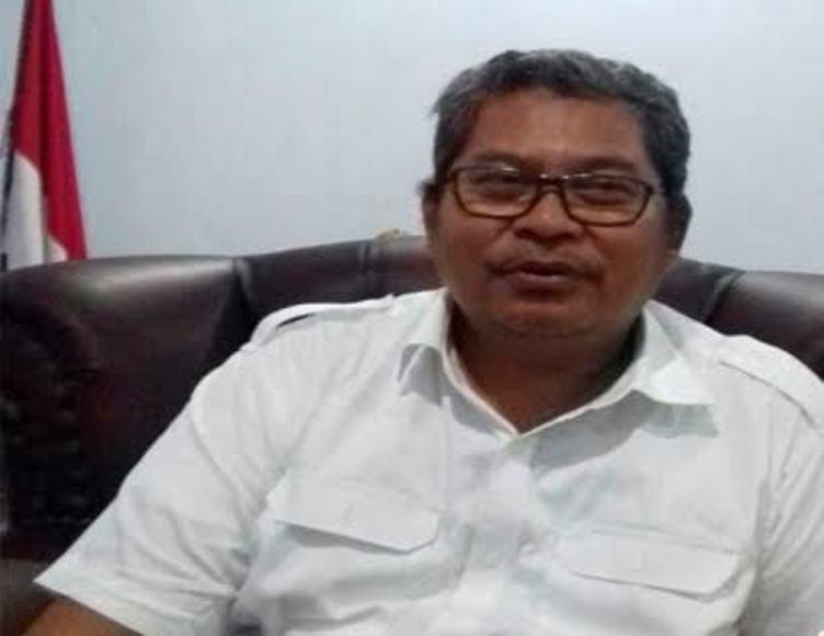 Kepala Perum Bulog Devisi Regional Sultra, Laode Amijaya Kamaluddin. FOTO : LM FAISAL