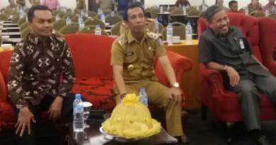 Buka Sosialisasi UU Jasa Konstruksi, Wabup Konsel Curhat Kontruksi Jalan Kabupaten