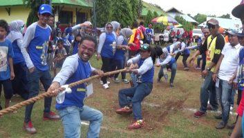 Ratusan Peserta Meriahkan Reuni Akbar SMPN 1 Pomalaa