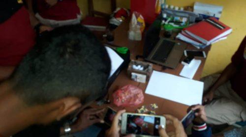 Ambil Paket Diduga PCC di Kapal, Dua Pemuda Diamankan Polres Muna