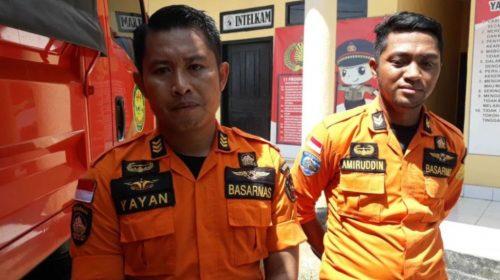 Minim Peralatan, Tim SAR Baubau Tunda Pencarian Nelayan Tenggelam di Muna