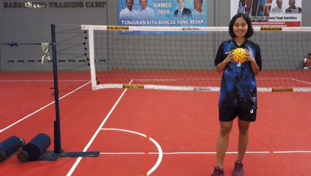 Tiga Atlet Sepaktakraw Jepara Masuk Pelatnas AG 2018