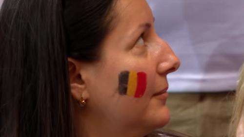 Babak Pertama Brasil Vs Belgia Skor 0-2