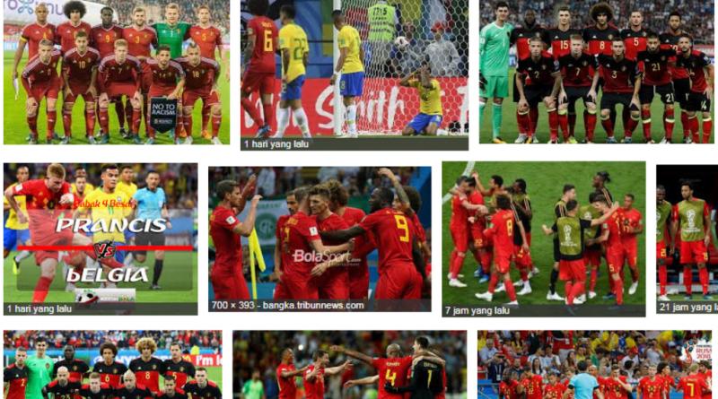 Live Streaming Piala Dunia, Ini Statistik Pertandingan Belgia Vs Inggris