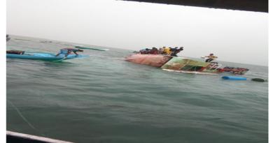 Ini Atensi Biddokkes Polda Sultra Terkait Kapal Tenggelam di Wakatobi