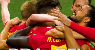 Cuplikan Video Pertandingan Brasil Vs Belgia Skor 1-2