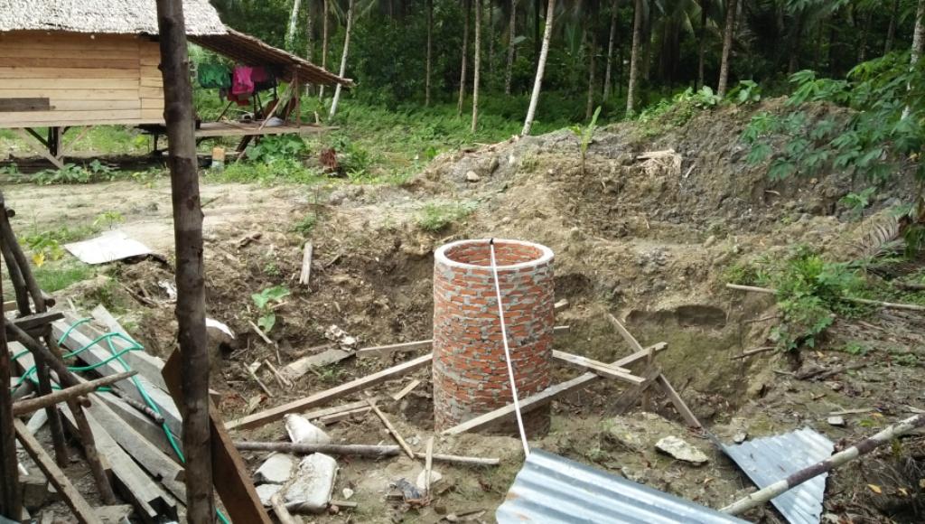 Pembangunan Sumur Gali Desa Rante Gola Disoal