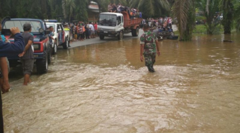 Dua Kecamatan di Aceh Singkil Terendam Banjir Bandang