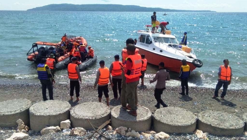 Hari Ketiga Pencarian, Nelayan Batauga Belum Ditemukan