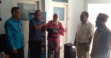 Balitbang Baubau Gelar Pelatihan Pengolahan Singkong Jadi Tepung