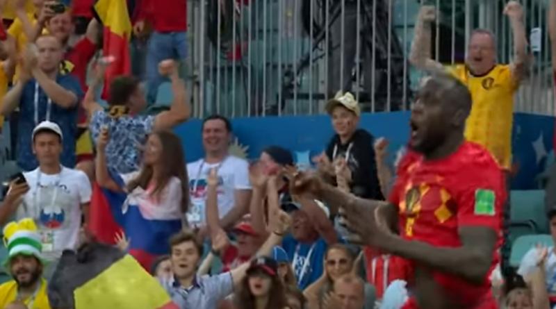 Cuplikan Video Pertandingan Belgia Vs Panama