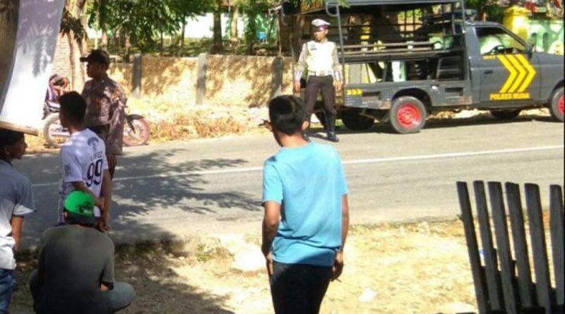 Dua Desa di Muna Terlibat Bentrok, Oknum TNI Jadi Korban
