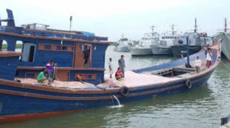 60 Ton Beras Ketan Ilegal Asal Thailand Berhasil di Amankan