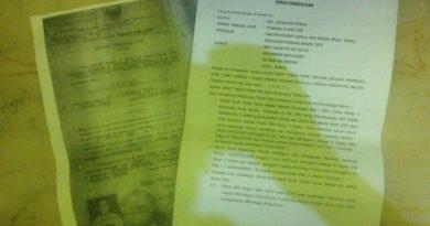 Kasus Dugaan Pemalsuan Ijazah Kades Marombo Pantai Berlanjut