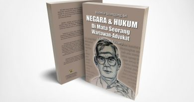 Penulis tegas.co Bachtiar Sitanggang Terbitkan Buku 100 Tulisan Pilihan