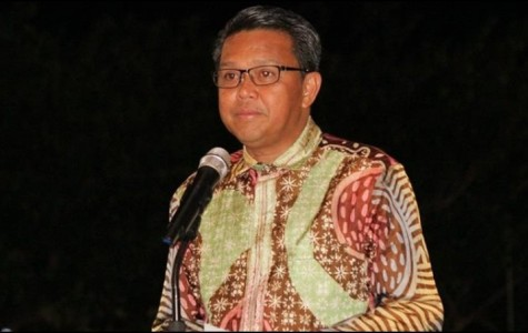 Calon Gubernur Sulsel H.M Nurdin Abdullah