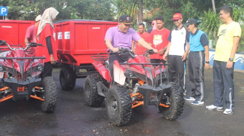 Bupati Jepara Grebeg sampah dalam rangkaian peringatan HPSN 2018