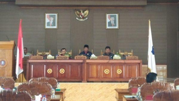 Soal KUA PPAS, Gabungan Komisi DPRD Rekom Empat Hal