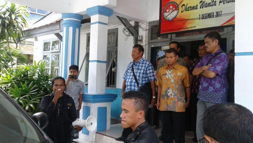 Kadis Dikbud Wakatobi Bantah Tak Transparansi Kelola Anggaran Beasiswa