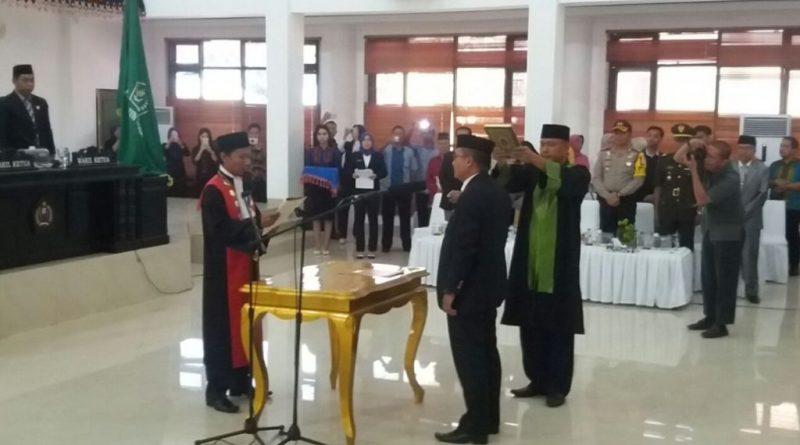 Mengganti Gusli, Ardin Resmi Nahkodai DPRD Konawe
