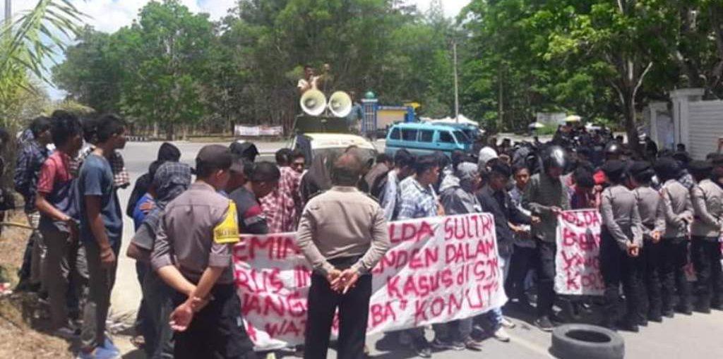 LBH BAKIN Sultra Desak Kepolisian Penyelesaian Sengketa SJM di Konut