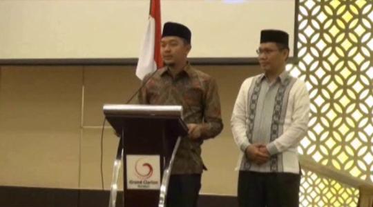 Usualan pelantikan ADP-Sul telah di disposisi Gubernur untuk dilanjutkan kepada Menteri Dalam Negeri di Jakarta. FOTO : FT