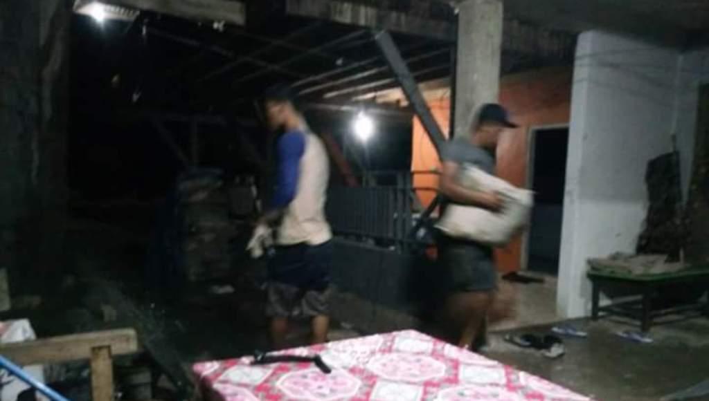 Tiga Desa di Kecamatan Bonegunu Diterjang Banjir Bandang