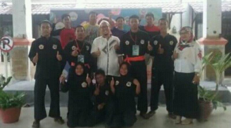 Atlet Pencak Silat SMKN Taman Pajar Raih 4 Mendali Perak dan Prunggu