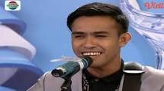 Fildan Rahayu bintang Dangdut Academy 4 yang rencananya tampil di Penutupan Halo Sultra, namun belum di izinkan pihak Indosiar. FOTO : INT