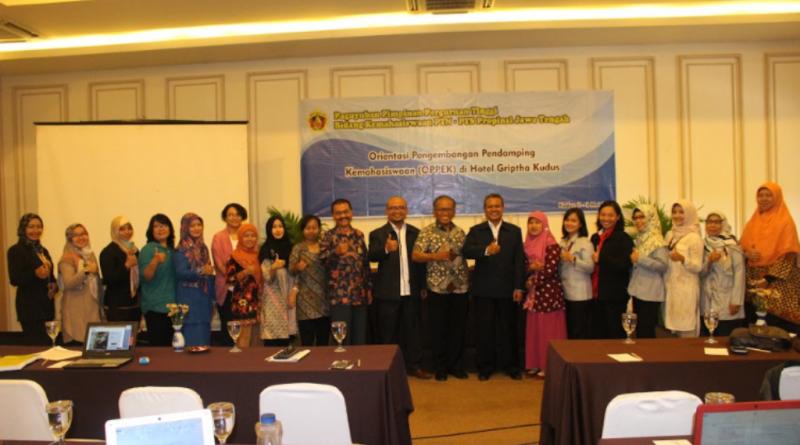 Pimpinan PT Bidang Kemahasiswaan di Jawa Tengah Ikuti OPPEK