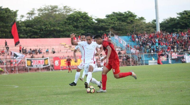 Tampil Apik Persijap Tekuk Martapura FC