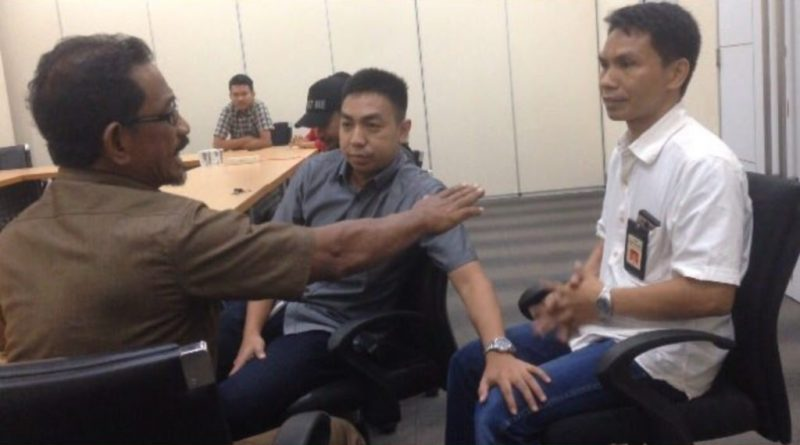 Oknum Wartawan Dapat Perlakuan Tak Menyenangkan Pegawai Grapari Kendari