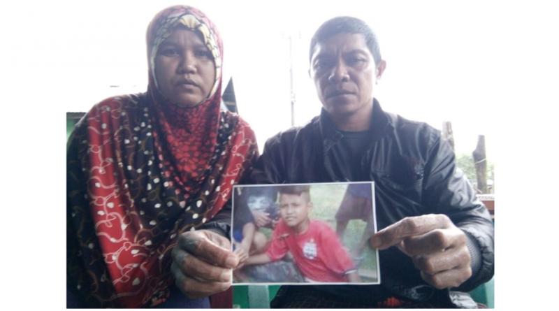 Diki Seorang Siswa SD di Muna Dikabarkan Hilang Sudah Empat Hari
