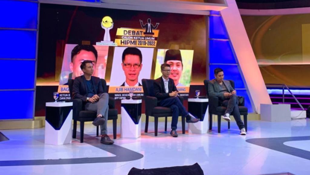 Mardani H Maming Sebut Pengusaha Muda Harus Jadi Pemain Utama di Indonesia