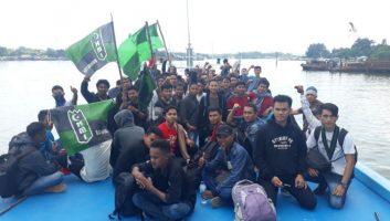 Hadiri Kongres ke XXX di Ambon, Ratusan Kader HMI se Sultra Berangkat