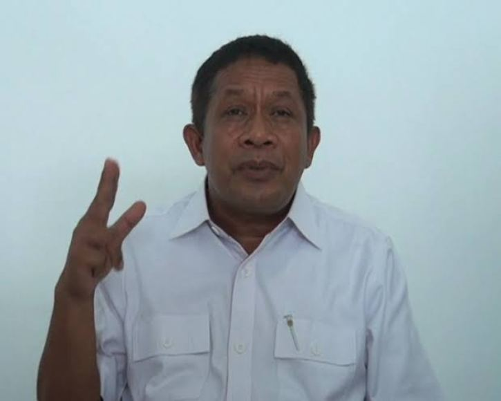 Ir Hugua maju sebagai calon gubernur Sultra 2018-2023. FOTO : BAIM