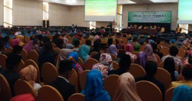 Wisuda Yayasan Bina Husada, Panitia Larang Media Ambil Gambar
