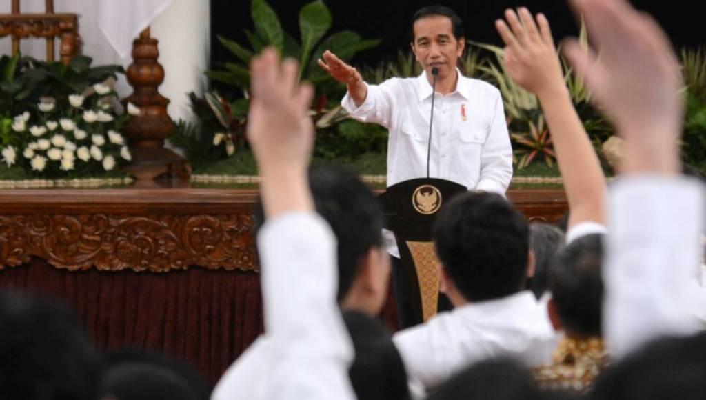 Bertemu Penggiat Medsos, Presiden Jokowi: Gaungkan Semangat Optimisme