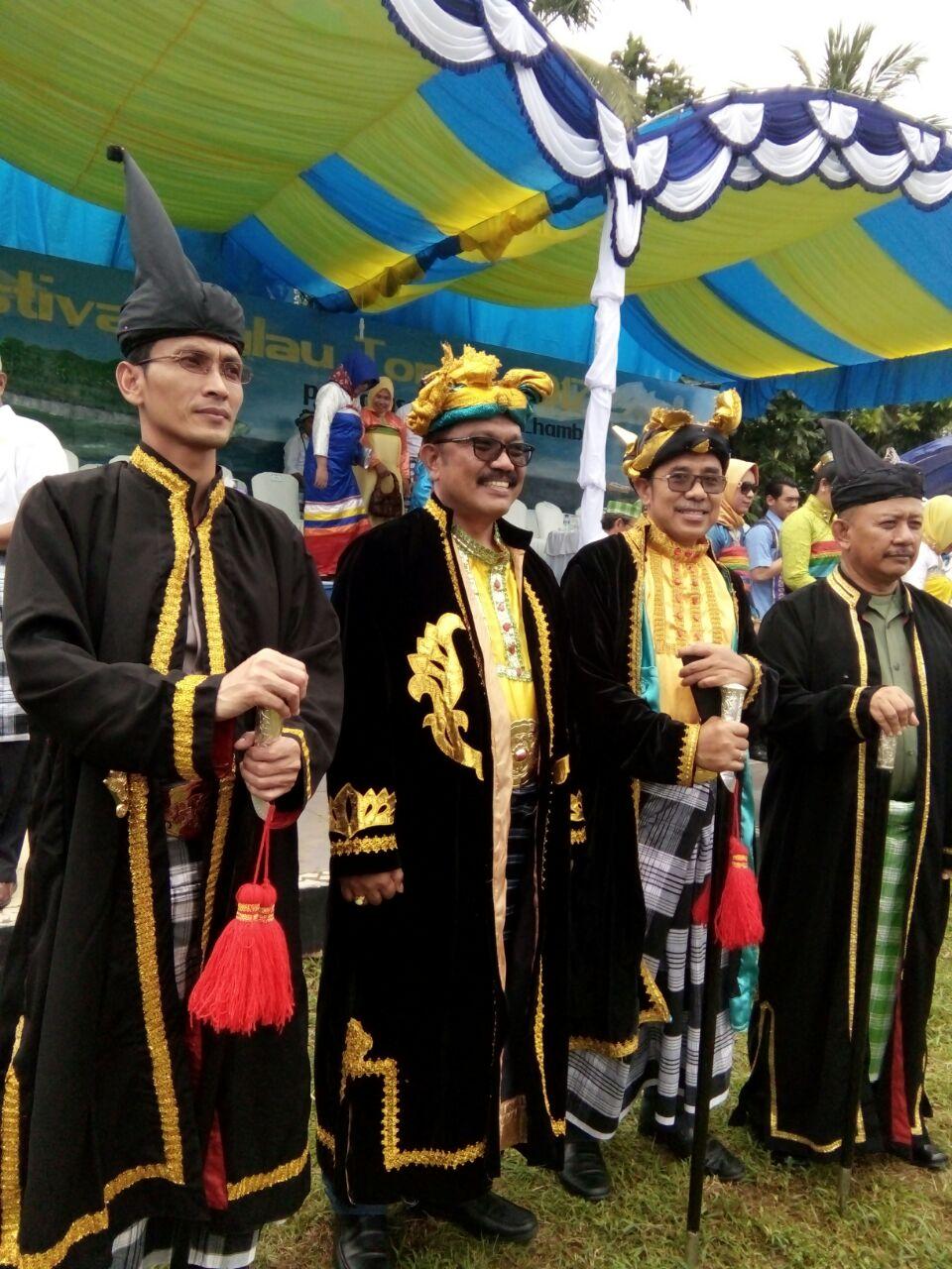 Festival Tomia Sukses Digelar